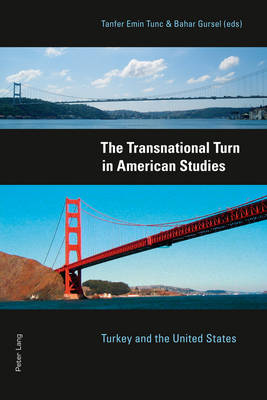 The Transnational Turn in American Studies: Turkey and the United States (Paperback)