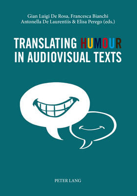 Translating Humour in Audiovisual Texts (Paperback)