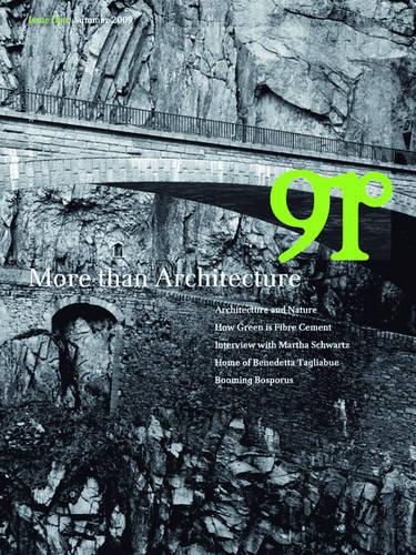 91 Degrees: More than Architecture - 91 Degrees (Paperback)