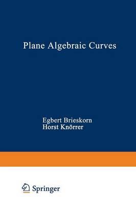 Plane Algebraic Curves (Paperback)