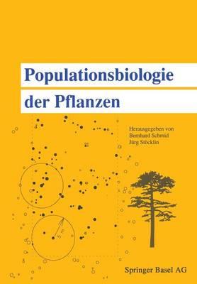Populationsbiologie Der Pflanzen (Paperback)