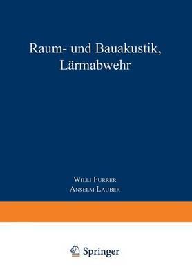 Raum- Und Bauakustik, L rmabwehr (Paperback)