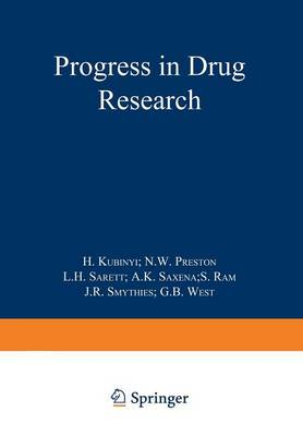 Progress in Drug Research / Fortschritte der Arzneimittelforschung / Progres des recherches pharmaceutiques - Progress in Drug Research 23 (Paperback)
