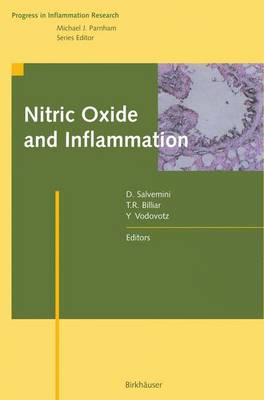 Nitric Oxide and Inflammation - Progress in Inflammation Research (Paperback)