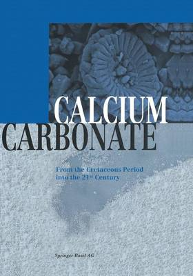 Calcium Carbonate: From the Cretaceous Period into the 21st Century (Paperback)