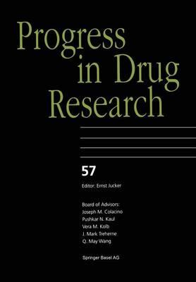 Progress in Drug Research - Progress in Drug Research 57 (Paperback)