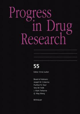 Progress in Drug Research - Progress in Drug Research 55 (Paperback)