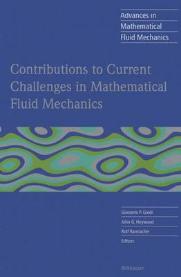 Contributions to Current Challenges in Mathematical Fluid Mechanics - Advances in Mathematical Fluid Mechanics (Paperback)
