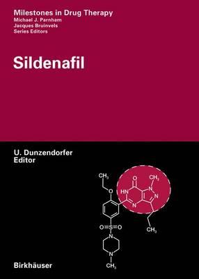 Sildenafil - Milestones in Drug Therapy (Paperback)