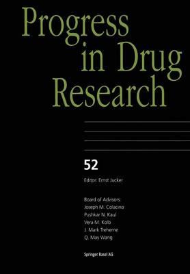 Progress in Drug Research - Progress in Drug Research 52 (Paperback)