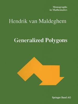 Generalized Polygons - Monographs in Mathematics 93 (Paperback)