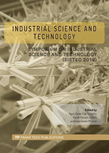 Industrial Science and Technology - Materials Science Forum Volume 981 (Paperback)