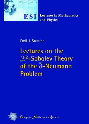 Lectures on the L2-Sobolev Theory of the Neumann Problem - ESI Lectures in Mathematics & Physics (Paperback)