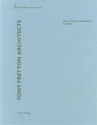 Tony Fretton Architects, London (Paperback)