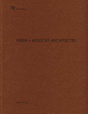 meier + associes architectes - De aedibus (Paperback)