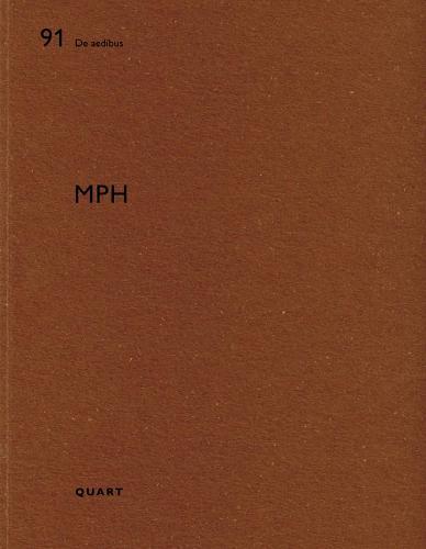 MPH: De aedibus - De aedibus (Paperback)