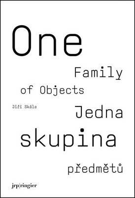 Jiri Skala: One Family of Objects (Paperback)