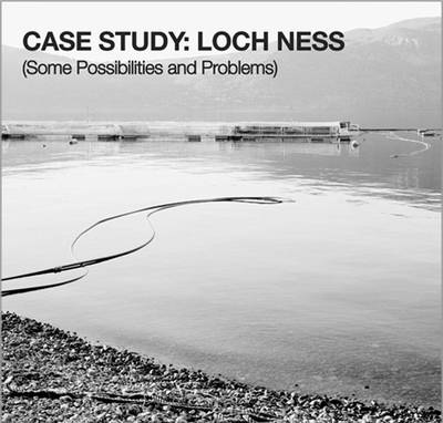 Gerard Byrne: Case Study: Loch Ness (some Possibilities and Problems) (Hardback)