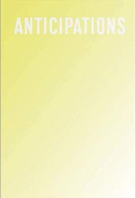 Galeries Lafayette: Anticipations (Hardback)