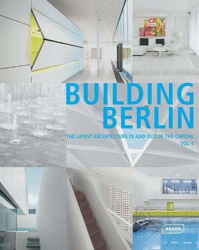 Building Berlin Vol 4 By Architektenkammer Berlin Louis Back