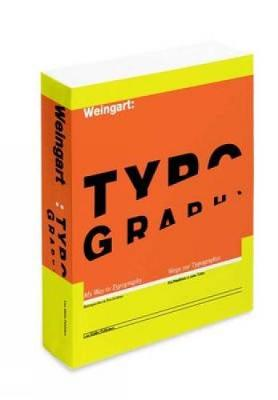 Typography: My Way to Typography (Paperback)