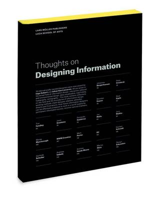 Thoughts on Designing Information (Paperback)