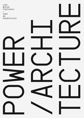 Power/Architecture (Paperback)