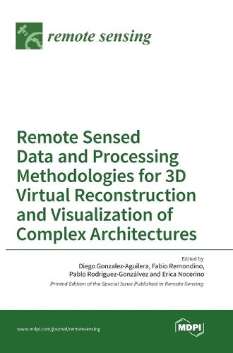 Remote Sensed Data and Processing Methodologies for 3D Virtual Reconstruction and Visualization of Complex Architectures (Hardback)