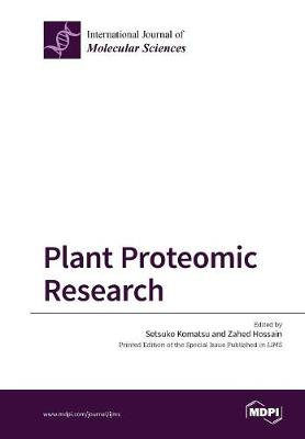Plant Proteomic Research (Paperback)