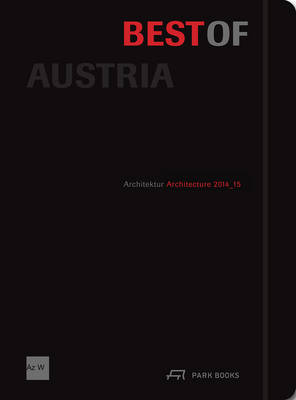Best of Austria - Architecture 2014-15 2014-15 (Hardback)