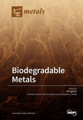 Biodegradable Metals (Paperback)