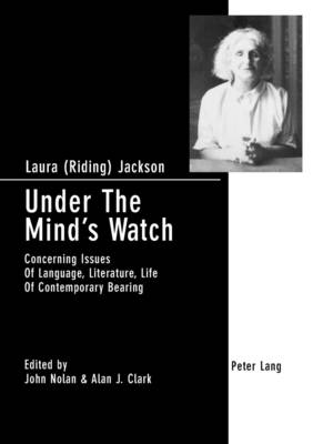 Under the Mind's Watch: Concerning Issues of Language, Literature, Life of Contemporary Bearing (Paperback)
