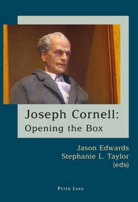 Joseph Cornell: Opening the Box (Paperback)