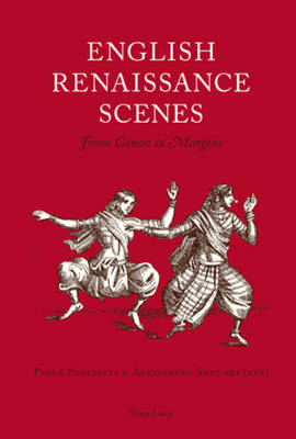 English Renaissance Scenes: From Canon to Margins (Paperback)