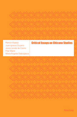 Critical Essays on Chicano Studies (Paperback)
