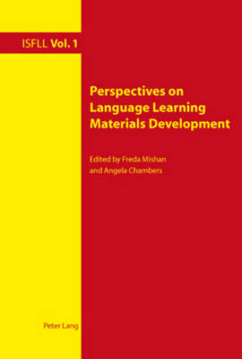 Perspectives on Language Learning Materials Development - Intercultural Studies and Foreign Language Learning 1 (Paperback)