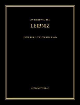 Saemtliche Schriften Und Briefe: Allgemeiner, Politischer Und Historischer Briefwechsel, 14: Mai Bis Dezember 1697 1 (Hardback)