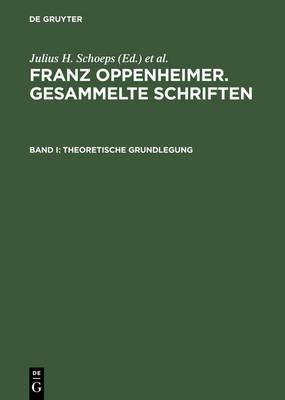 Gesammelte Schriften Schriften Zur Demokratie Und Sozialen Marktwirtschaft V 1 (Hardback)