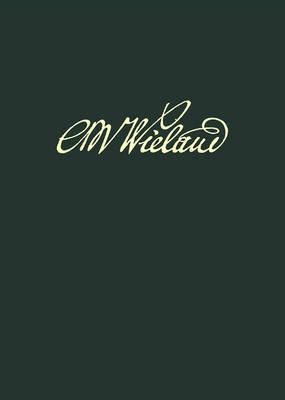 Wielands Briefwechsel, Band 18.2: Briefe Oktober 1809 - Januar 1813. Anmerkungen (Hardback)