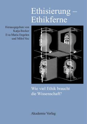 Ethisierung - Ethikferne (Hardback)