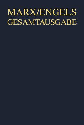 Friedrich Engels: Werke, Artikel, Entwurfe Mai 1883 bis September 1886 (Paperback)