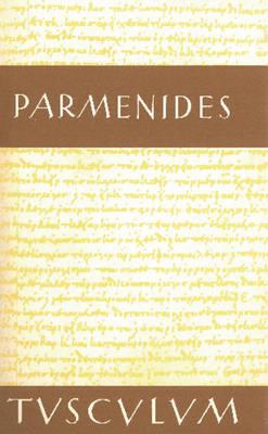 Die Fragmente: Griechisch - Deutsch - Sammlung Tusculum (Hardback)