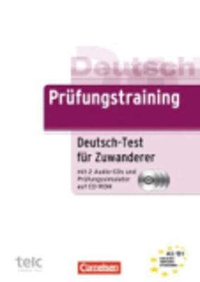 Prufungstraining DaF: Prufungstraining DaF / A2/B1 - Deutsch-Test fur Zuwa (Paperback)