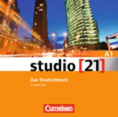 Studio 21: Audio-CDs zum Deutschbuch A1 (2)