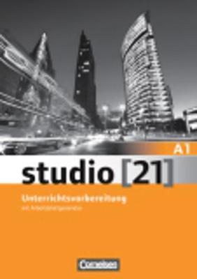 Studio 21: Unterrichtsvorbereitung A1 (Print) (Paperback)