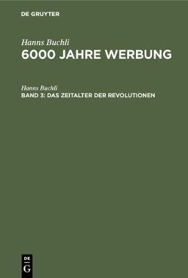 Das Zeitalter Der Revolutionen (Hardback)