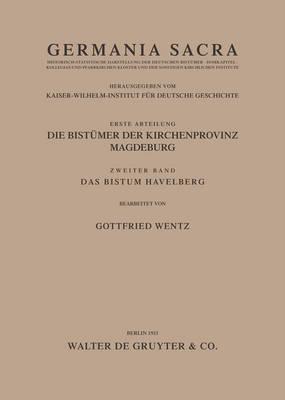 Das Bistum Havelberg (Hardback)