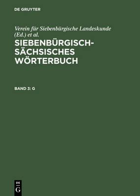 G - Veroffentlichungen Zur Brandenburgischen Kulturgeschichte de 1 (Hardback)