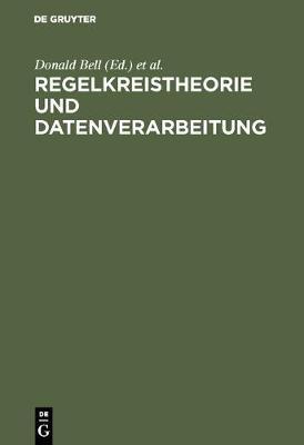 Regelkreistheorie Und Datenverarbeitung (Hardback)