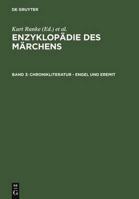 Chronikliteratur - Engel und Eremit (Hardback)